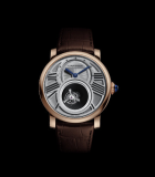 Rotonde Mysterious Double Tourbillon Pink Gold