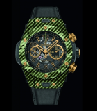 Big Bang Unico Italia Independent 'Camo Green' 411.YG.1198.NR.ITI16