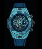 Big Bang Unico Italia Independent 'Blue' 411.YL.5190.NR.ITI16