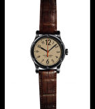 Sporting Safari RL67 Chronometer 45mm Black-Aged Steel