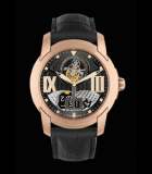 L-evolution  Tourbillon Large Date Power Reserve Indication on the Oscillating Weight