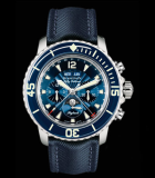 Fifty Fathoms  Complete Calendar Flyback Chronograph