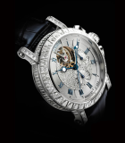 Marine  Tourbillon High Jewellery Chronograph