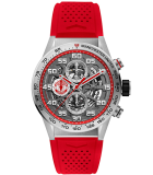 Carrera Heuer 01 Manchester United Special Edition