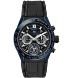 Carrera Chronograph Tourbillon Chronometer Tete De Vipere Certified