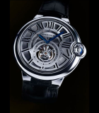 Ballon Bleu de Cartier flying tourbillon
