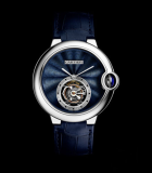 Ballon Bleu de  Cartier 39mm Flying Tourbillon enamel dial