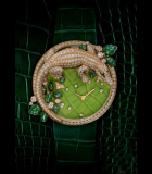 Les Indomptables de Cartier Crocodile Decor