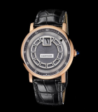 Rotonde de  Cartier jumping hours