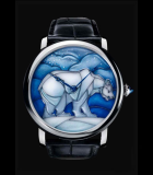 Rotonde de  Cartier 42mm bear motif