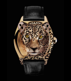 Tortue XL  jaguar motif