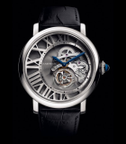 Rotonde de  Cartier Cadran Lové flying tourbillon