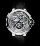Ballon Bleu de  Cartier tourbillon with double jumping second time zone