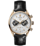 Carrera Chronograph Jack Heuer Birthday Gold Limited Edition