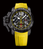 Chronofighter Oversize Superlight Carbon Black Carbon Nanotube Composite