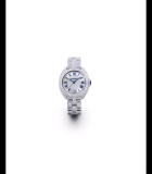 Cle de Cartier 35mm Pave White Gold