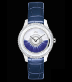 "Dior VIII Grand Bal ""Plume"" Bleue 38mm"