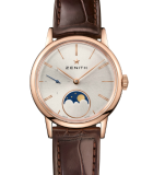 Elite Lady Moonphase 18K Rose Gold