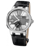 Executive Dual Time Diamond 243-00b/421