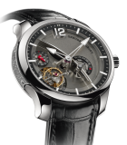 Tourbillon 24 Secondes Contemporain Or Gris
