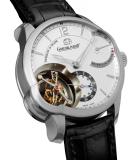 Tourbillon 24 Secondes Asymetrique Or Gris