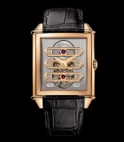 Vintage 1945 Tourbillon with Three Gold Bridges