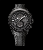Silverstone RS Endurance LA Kings Black PVD Steel