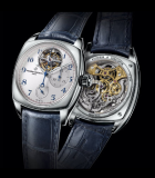 Harmony Calibre 3200 Tourbillon Chronograph Platinum