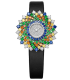 Winston Kaleidoscope High Jewelry Watch by Harry Winston