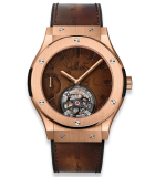 Classic Fusion Tourbillon Berluti Scritto Collection