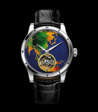 Master Grand  Tourbillon Continents Asia