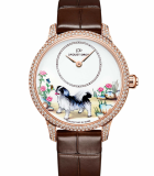 Petite Heure Minute Dog Limited Edition