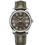 The Longines Master Collection sunray grey