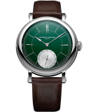Galet Micro Rotor Montre Ecole British Racing Green