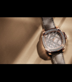 The Britain Automatic 38mm Icon Check Limited Edition Diamonds Rose Gold
