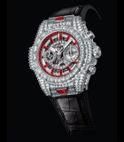 Big Bang Unico Haute Joaillerie Diamonds and Rubies White Gold