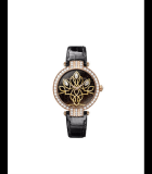 Premier Shinde Automatic 36mm Diamonds Rose Gold