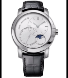 Midnight Date Moonphase Automatic 42mm White Gold
