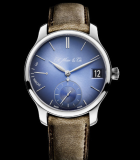 Endeavour Perpetual Calendar Funky Blue White Gold