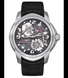 L-Evolution C Tourbillon Carrousel Platinum