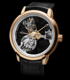IO 45mm Skeleton Tourbillon Rose Gold