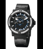 Marine Perpetual Diamonds Steel with Vulcanized Black Rubber
