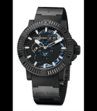 Marine Perpetual Black Ceramic Steel with Vulcanized Black Rubber