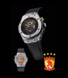 Big Bang Unico Bi-Retrograde Guangzhou Evergrande FC Titanium