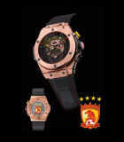 Big Bang Unico Bi-Retrograde Guangzhou Evergrande FC King Gold