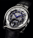 DBS Tourbillon White Gold