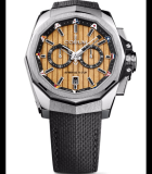 Admiral's Cup AC-One 45 Chronograph Teak Wood Steel