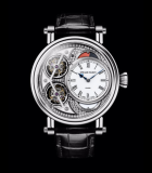 Magister Double Vertical Tourbillon White Gold
