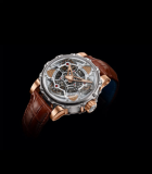 Tourbillon of Tourbillons Titanium and Pink Gold