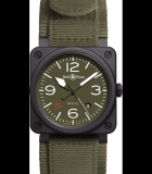 BR 03-92 Military Type Black Ceramic